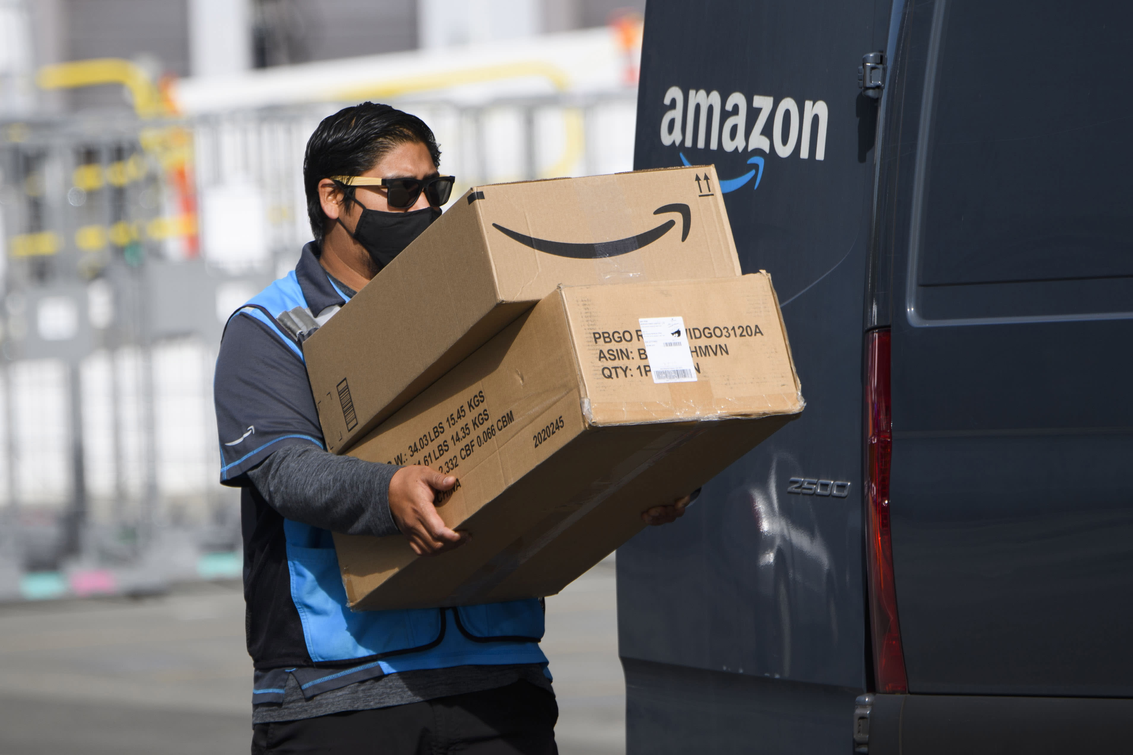 Amazon is raising eyebrows in Ireland with reports of a new e-commerce hub