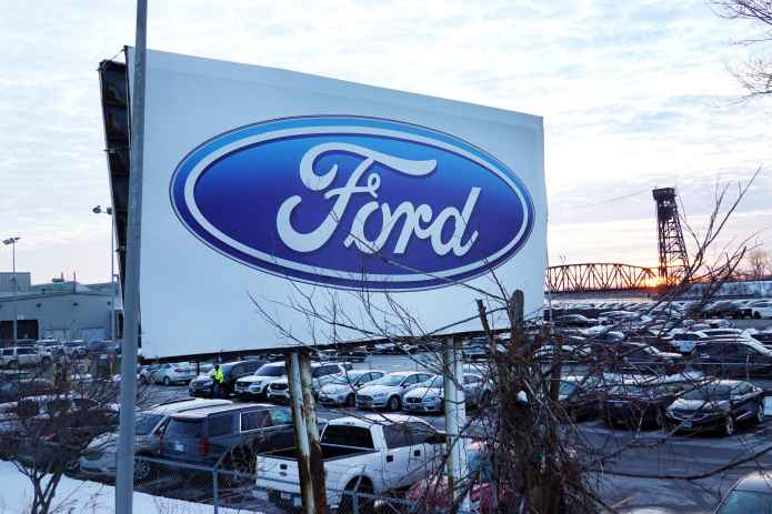 Ford's US sales down 33% in August as chip shortages devastate auto industry