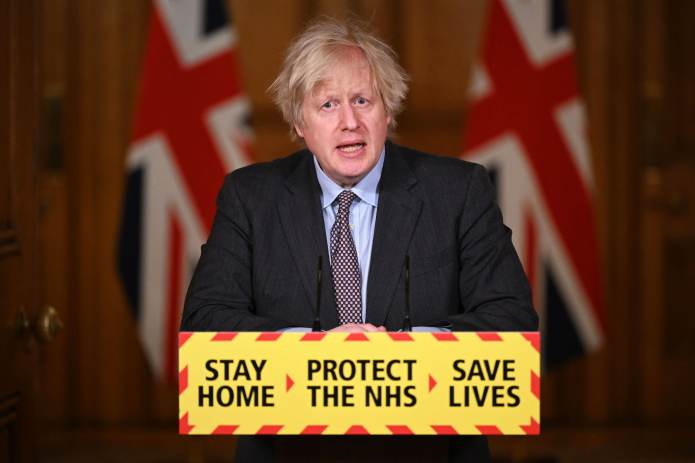 We're on a 'one-way road to freedom,' boris johnson tells britain after covid lockdowns | latest news live | find the all top headlines, breaking news for free online february 23, 2021