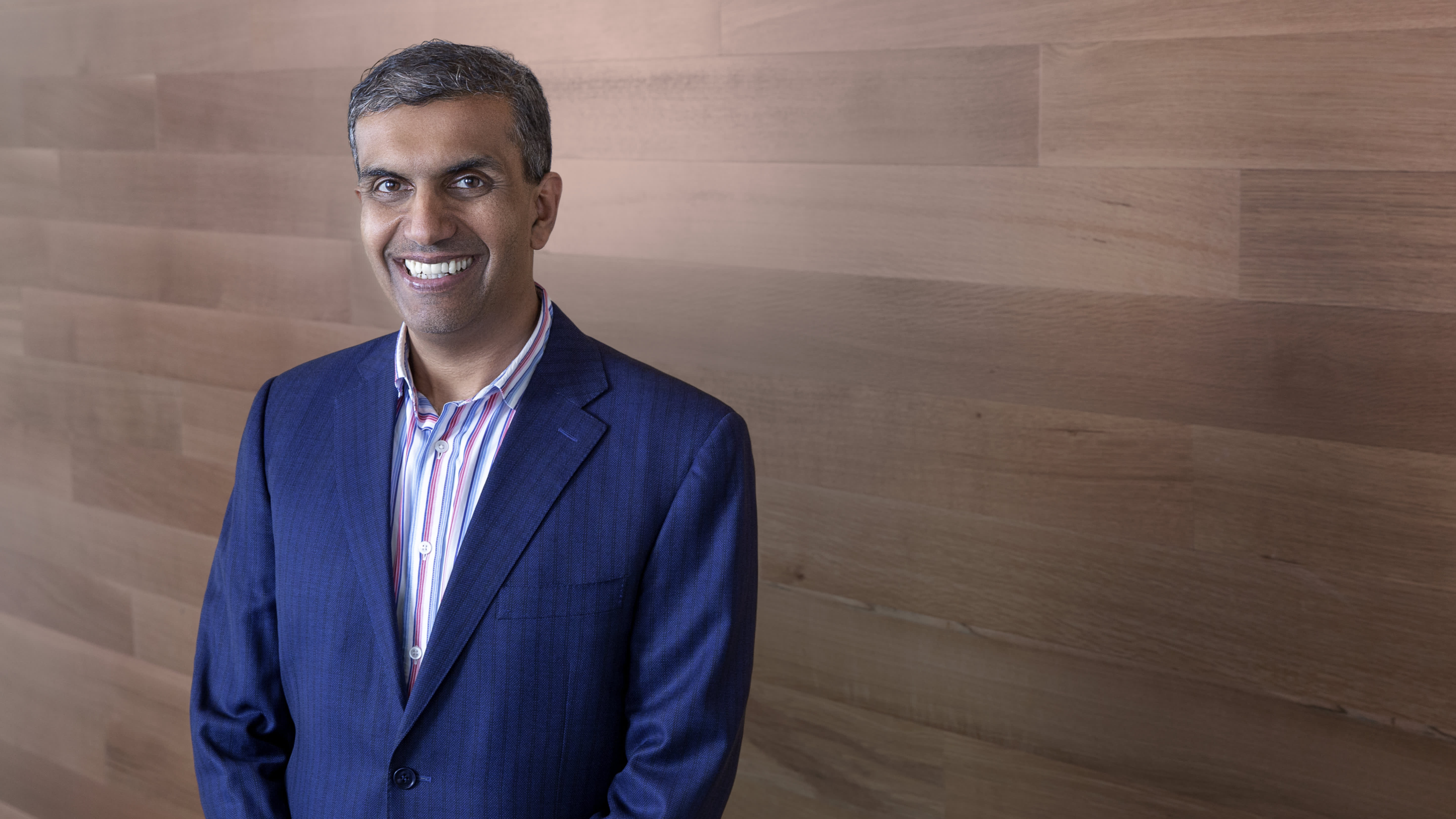 Adobe's newest top executive explains how Covid pandemic changed his first year on the job