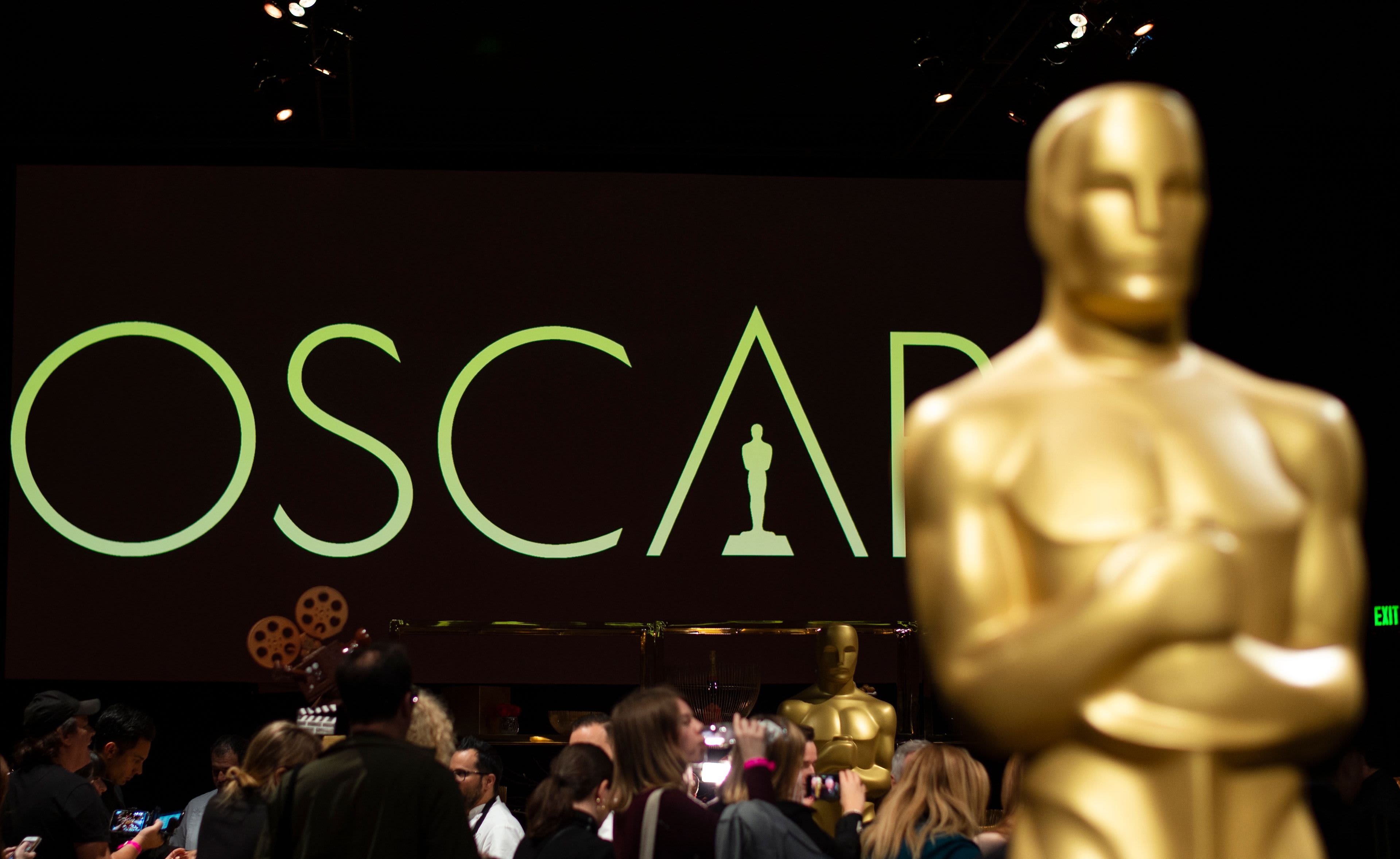 Oscars sells out ad inventory despite awards show ratings declines