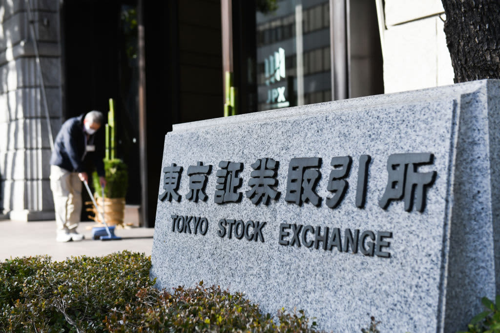 Asia-Pacific stocks mixed as investors monitor Covid situation in India