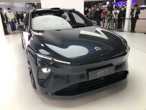 Chinese electric car manufacturers are targeting Europe while competition is increasing