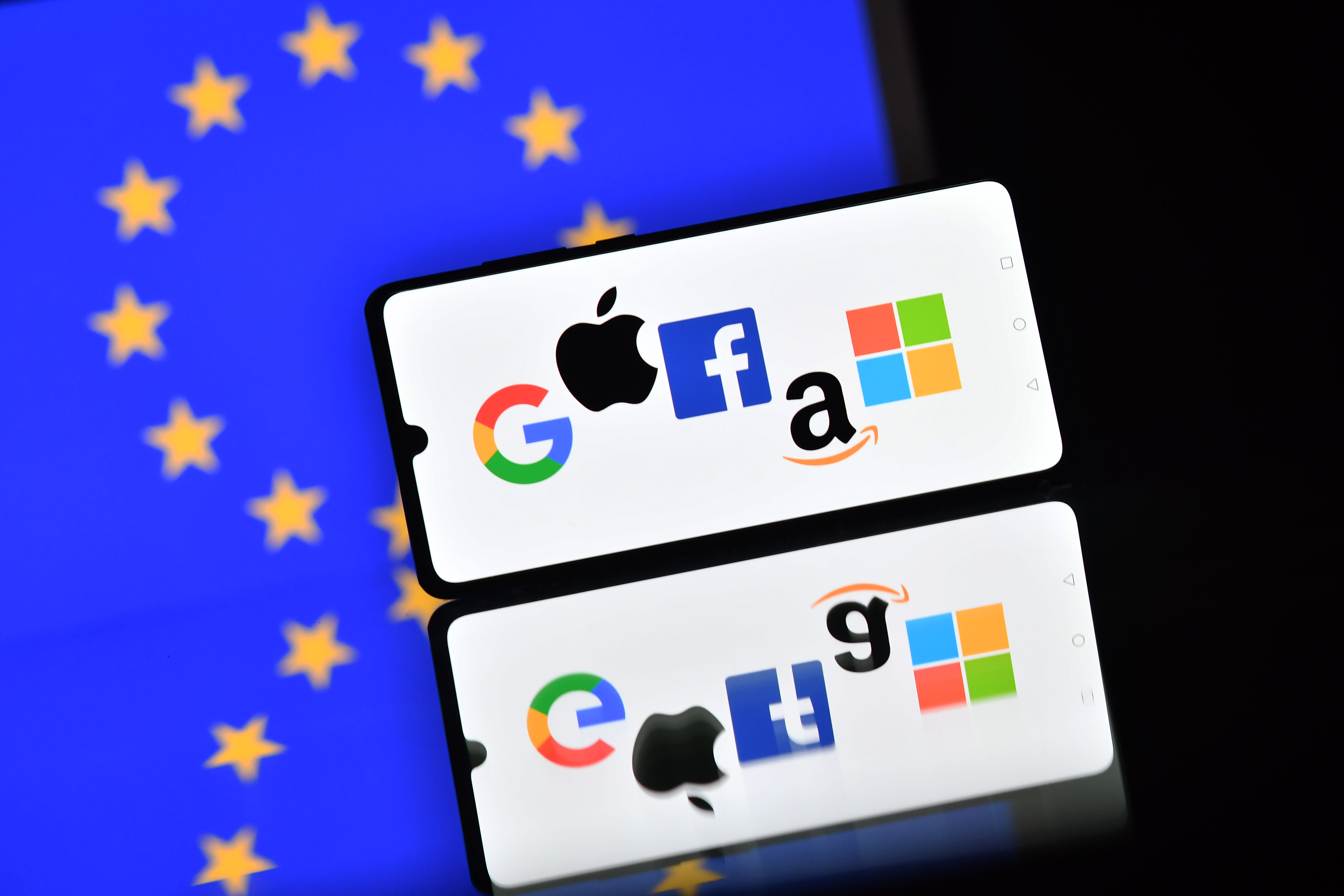 The EU's new sweeping rules for Big Tech could soon be reshaped and look different