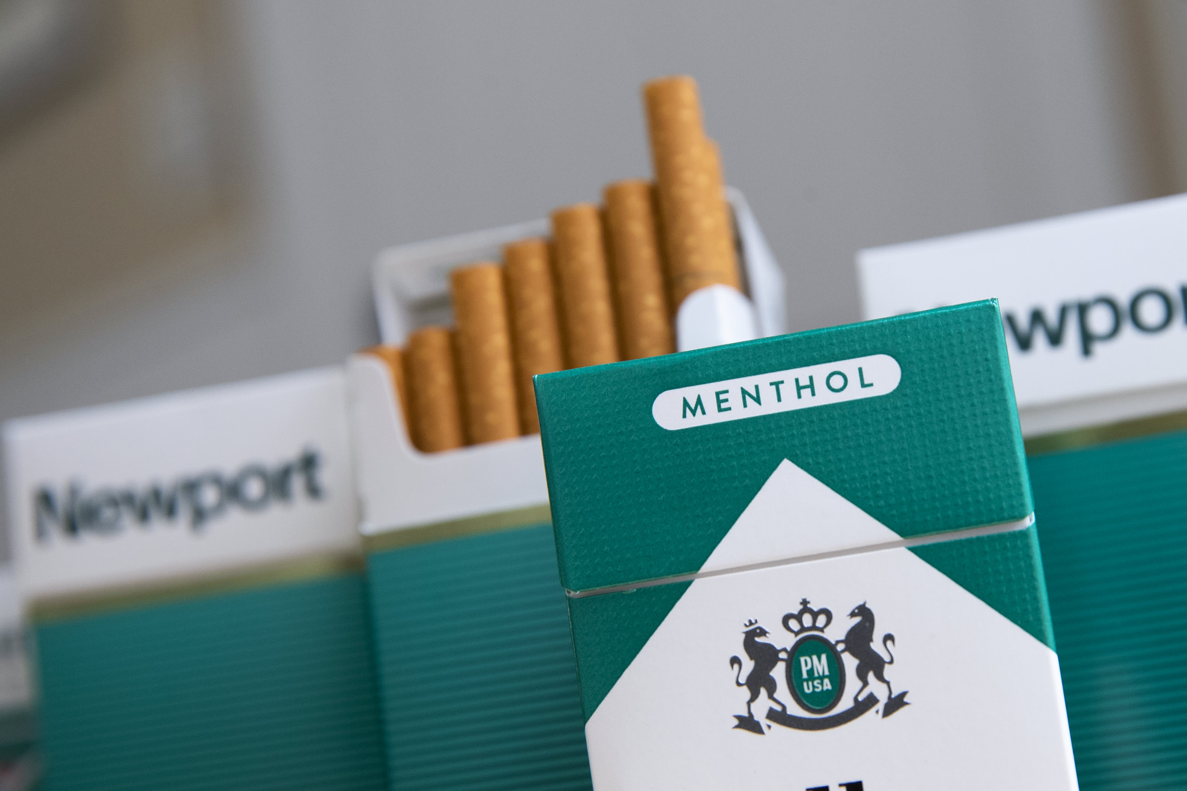 FDA to propose ban on menthol-flavored cigarettes, with industry likely to challenge