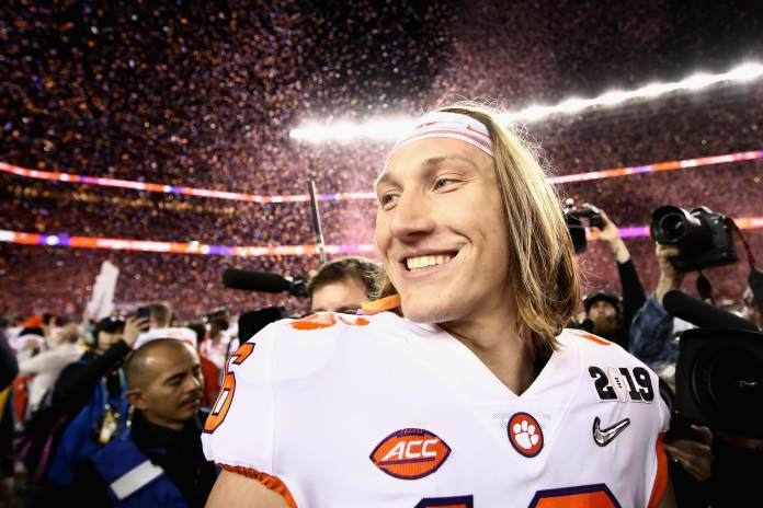 Trevor Lawrence reaches multiyear deal with Fanatics over memorabilia rights | Latest News Live | Find the all top headlines, breaking news for free online May 1, 2021