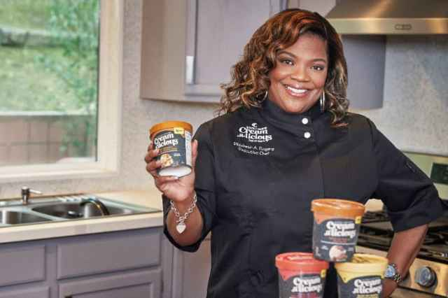 Creamalicious Ice Creams founder Liz Rogers took her Southern roots into consideration when crafting her recipes.