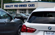 The rise in used car prices may finally end