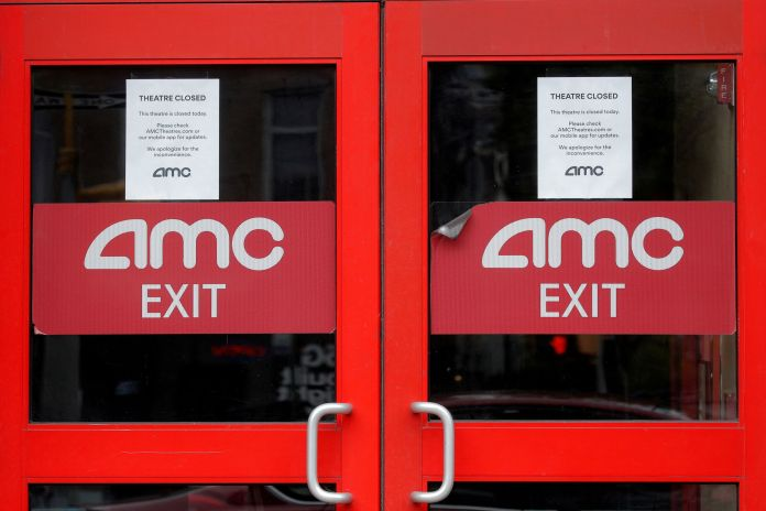 AMC says it has already completed share offering, raises 7 million