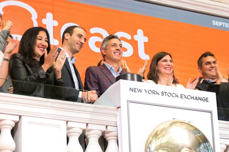 Toast built a  billion business by defying Silicon Valley VCs