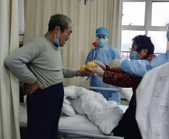 寧波護士的武漢日志:越過疫情。便是春暖花開-中國新聞網-浙江新聞