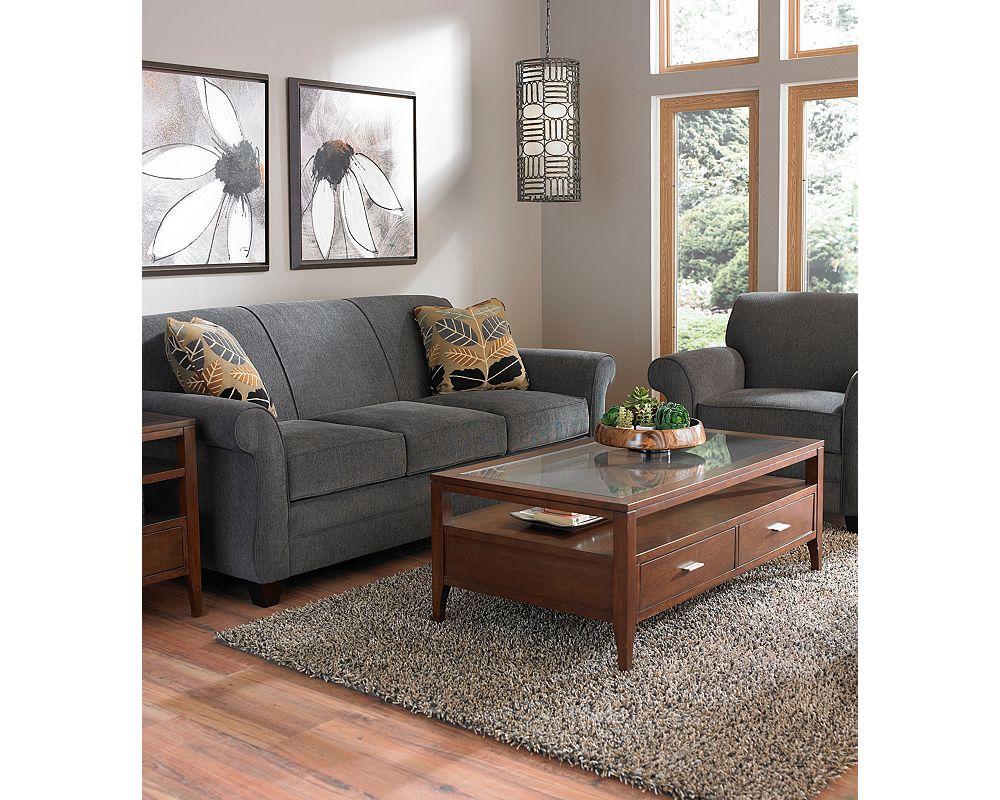 broyhill sofa set 3 image furniture