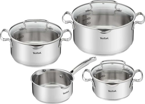 tefal duetto batterie de cuisine 4 pieces