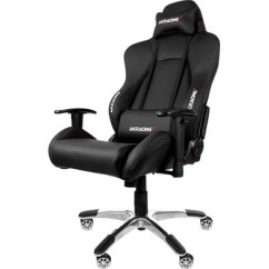 Ak Racer Gaming Chair Eames Cushion Racing Premium Black Before 23 59 Right Side