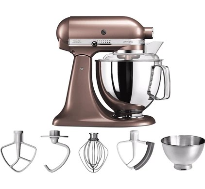 kitchen aid products remodeling a on budget kitchenaid artisan mixer 5ksm175ps apple cider before 23 59 right side