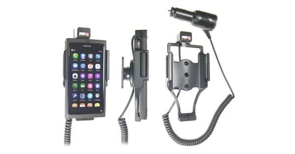 Brodit Active Holder Nokia N9/Lumia 800 met originele