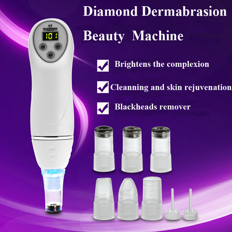 Shop for Portable Handheld Diamond Microdermabrasion Skin ...