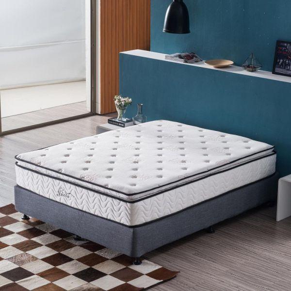 Pillow Top Mattress Queen Size 11.4