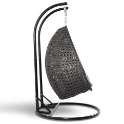 Swing Chair With Stand Kuwait Wrought Iron Patio Glides Shop For Outdoor Furniture Porch Double Hammock 2 Person Hanging At Wholesale Price On Crov Com
