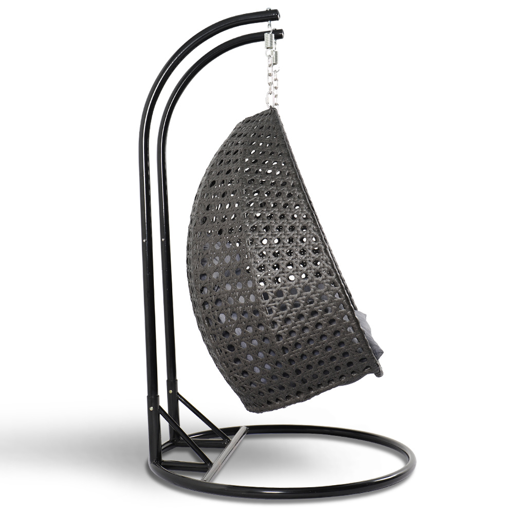 swing chair with stand malaysia metal leg extensions shop for outdoor furniture porch double hammock 2 person hanging at wholesale price on crov com