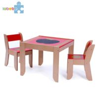 Shop for Labebe Kid's Furniture Activity Table and Chair ...