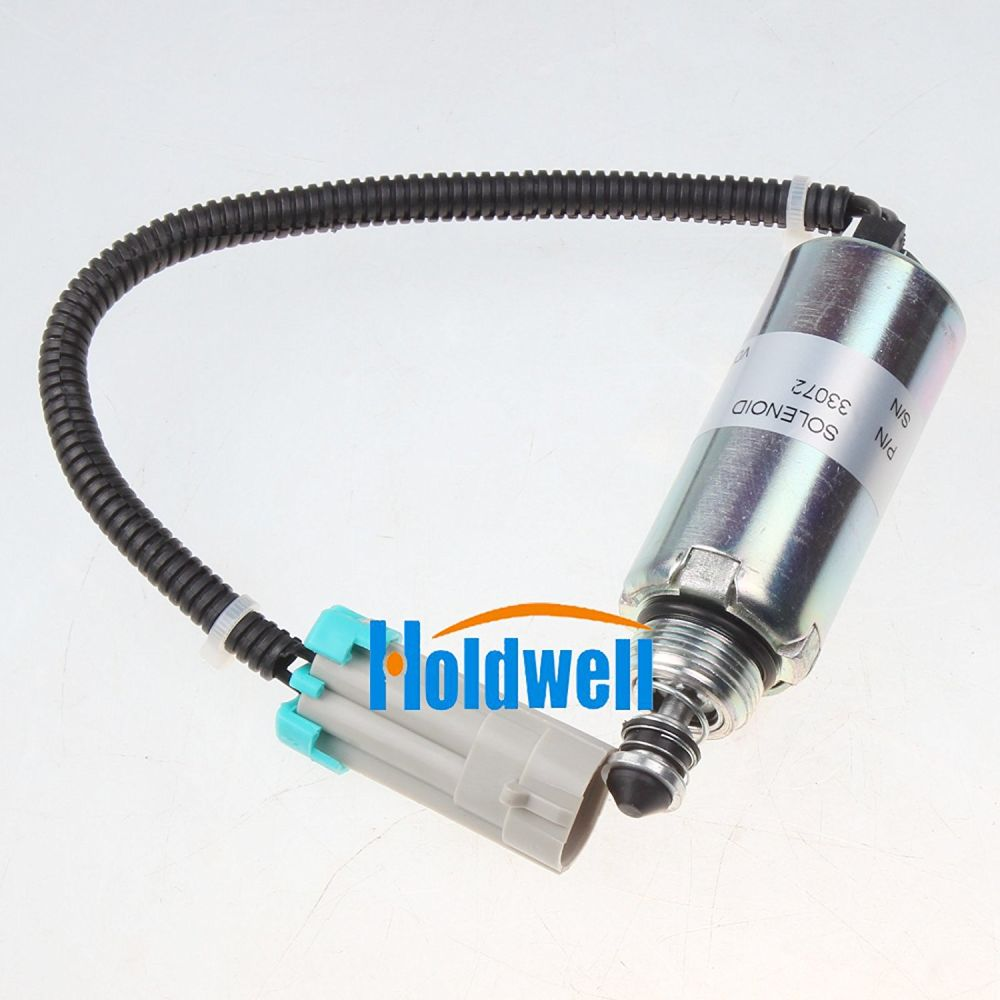 hight resolution of shop for holdwell 33072 diesel fuel shutoff solenoid gm 6 5l 1994 2001 at wholesale price on crov com