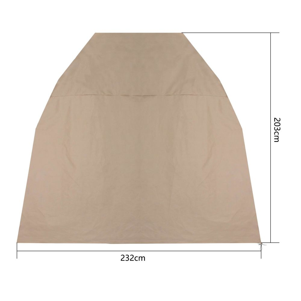 hanging chair cover champagne gold covers shop for rattan garden furniture wicker swing at wholesale price on crov com