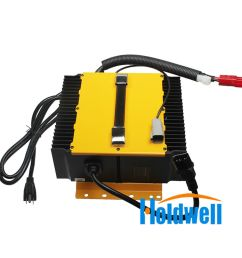 shop for holdwell 24 volt 25a battery charger for jlg es ecissor lift 1001112111 1001128737 at wholesale price on crov com [ 1000 x 1000 Pixel ]
