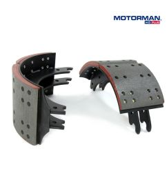shop for motorman hd truck and trailer brake shoe with fruehauf pro par 16 1 2 xem brake at wholesale price on crov com [ 1000 x 1000 Pixel ]
