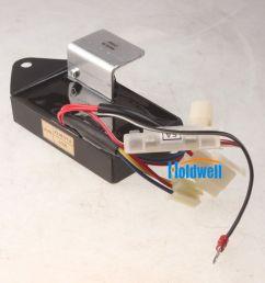 shop for holdwell automatic voltage regulator avr for kubota generator j106 220v at wholesale price on crov com [ 1000 x 1000 Pixel ]