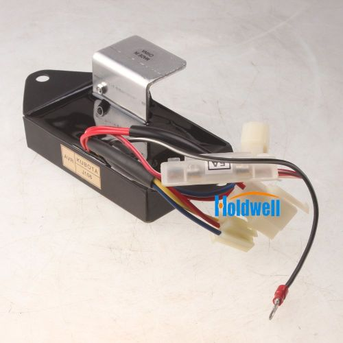 small resolution of shop for holdwell automatic voltage regulator avr for kubota generator j106 220v at wholesale price on crov com