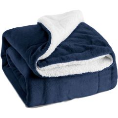 100 Polyester Sofa Throws Sleepers San Antonio Tx Shop For Bedsure Wholesale Stock Cheap Winter Throw Sherpa Blankets 50x60