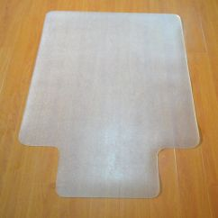 Office Chair Mat For Hardwood Floors Eames Dining Shop Floor Pvc 0 086 Thick 36 X 48