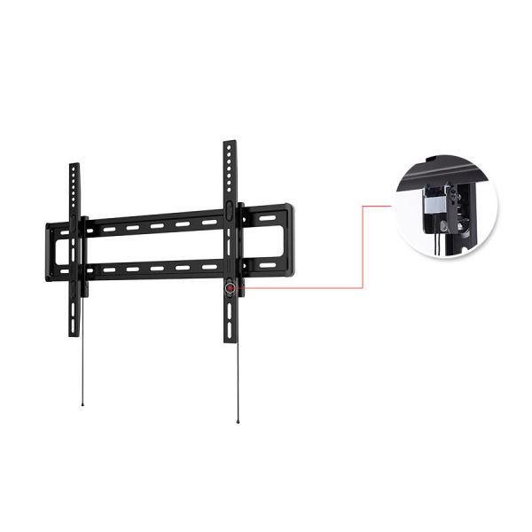 Shop for Loctek Curved Panel UHD HD Fixed TV Wall Mount