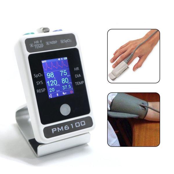 Shop for Best Hospital Heart Rate Multi-Parameter Patient ...