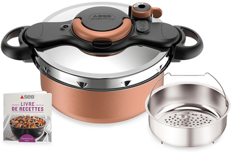 seb clipsominut duo 5l cocotte minute