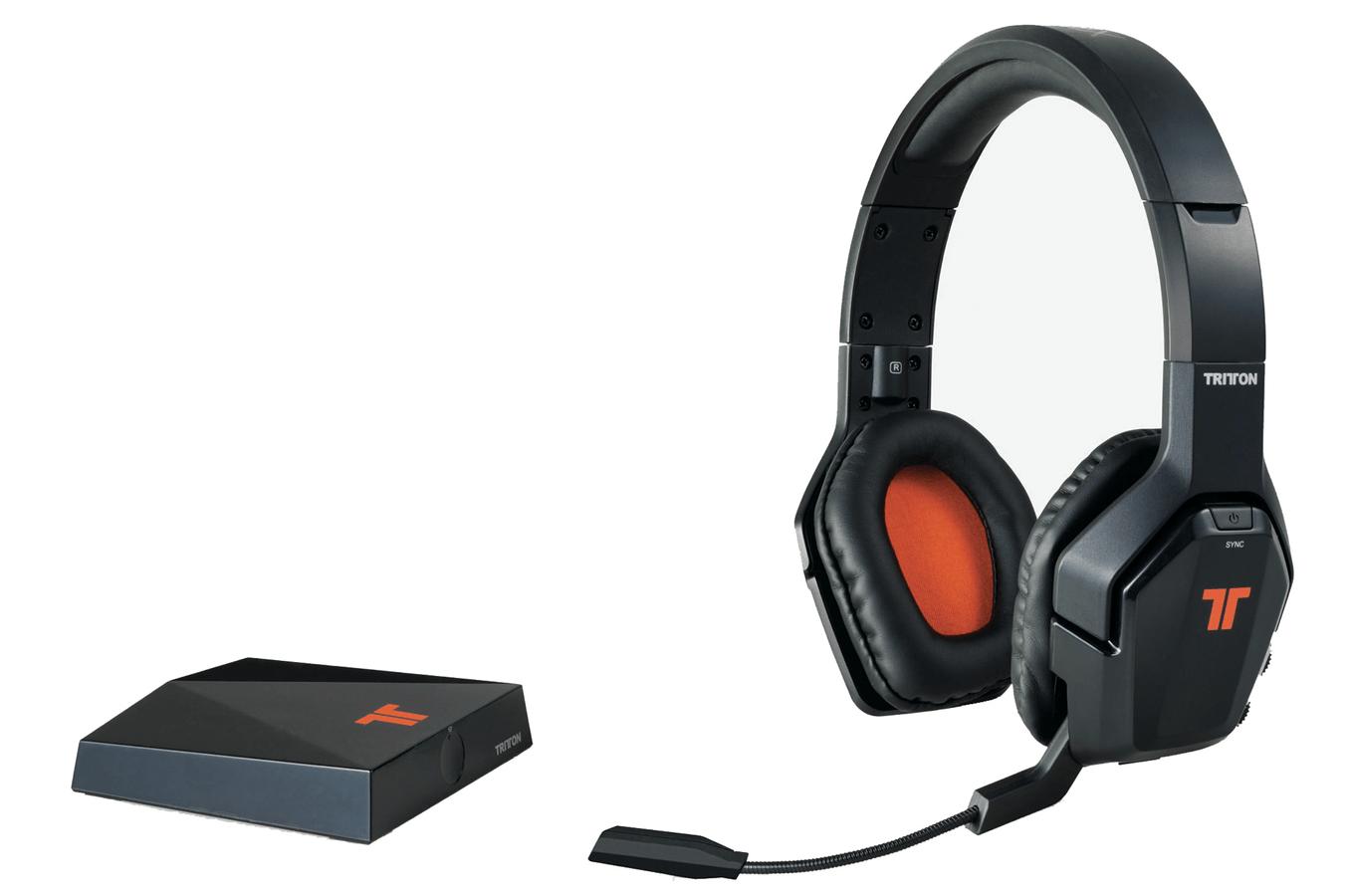 Casque Micro Gamer Tritton Primer Wireless Stereo