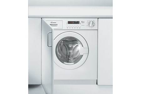 Lave Linge Sechant Candy Cdb 485 Dn 1s Darty