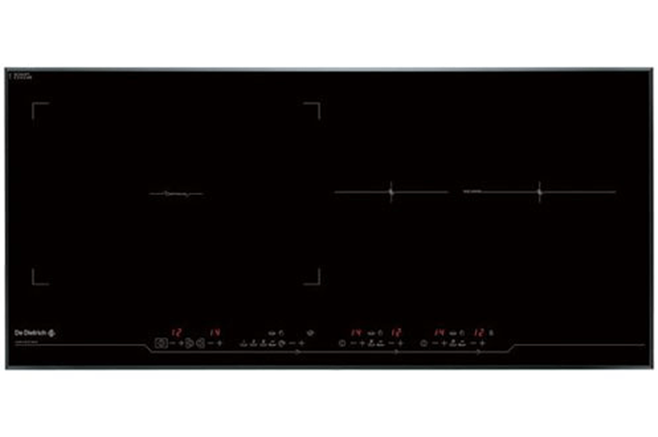 Plaque induction De Dietrich DTI 1089 V NOIR  DTI 1089 V