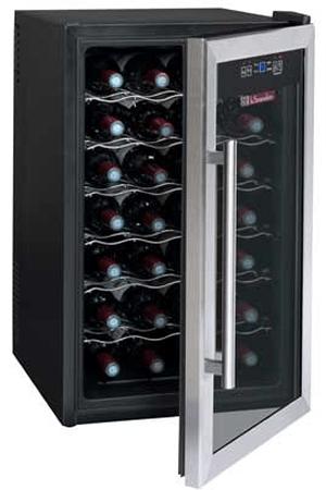 armoire de mise en temperature la sommeliere ls28