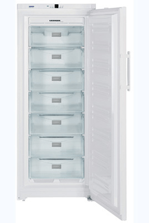 congelateur armoire liebherr gn3613 blanc
