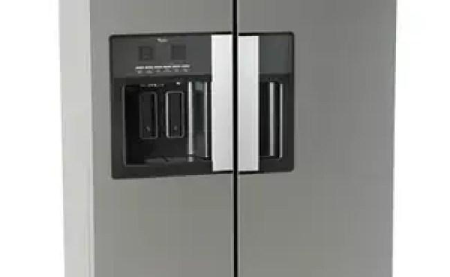 Refrigerateur Americain Whirlpool Wsf5574a Nx Darty