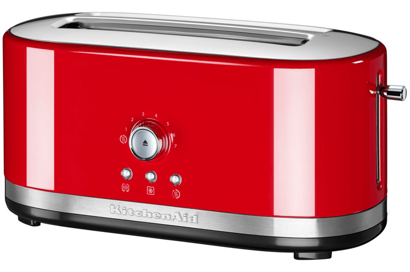 Grille pain Kitchenaid 5KMT4116EER ROUGE EMPIRE