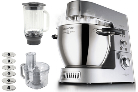 Robot Cuiseur Kenwood COOKING CHEF KM089 PREMIUM Darty