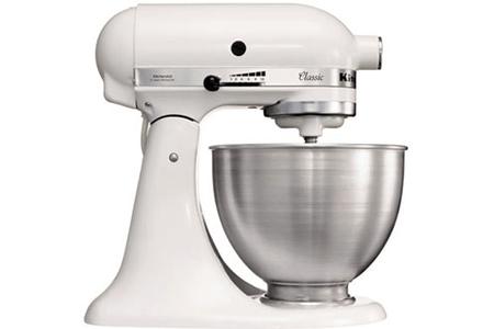 kitchen aid pendant lighting fixtures robot patissier kitchenaid classic 5 ksm45 ewh blanc darty