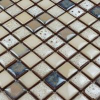 Glazed porcelain tile flooring ceramic mosaic floor tiles ...