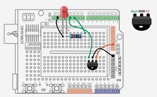 small resolution of 14 2 ir remote controlled led circuit diagram