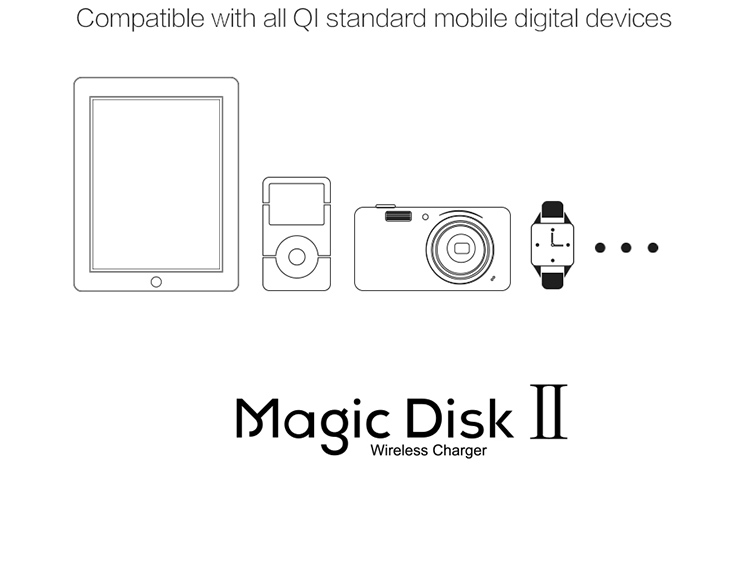 Wireless Charger Kit (QI Compatible)-DFRobot