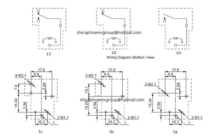 electromagnetic relay theory