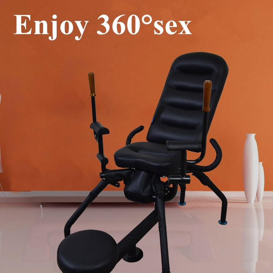 Best Sex Chair 2015 New Online Sale Glod Love Chair Adult Sex Furniture Sex Toys For Couples Sexy Stool Erotic Products For Sexshop